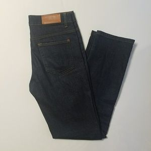 Acne Hex DC Dark Denim Jeans Size 29